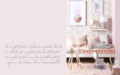 Un update pentru hol, minimalismul atotputernic