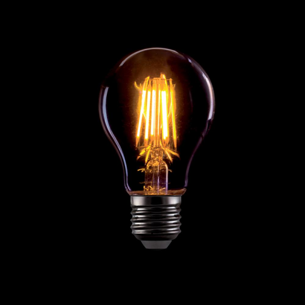 BEC LED VINTAGE DIM. A60 8W E27 2800-3200K imagine 2021 insignis.ro