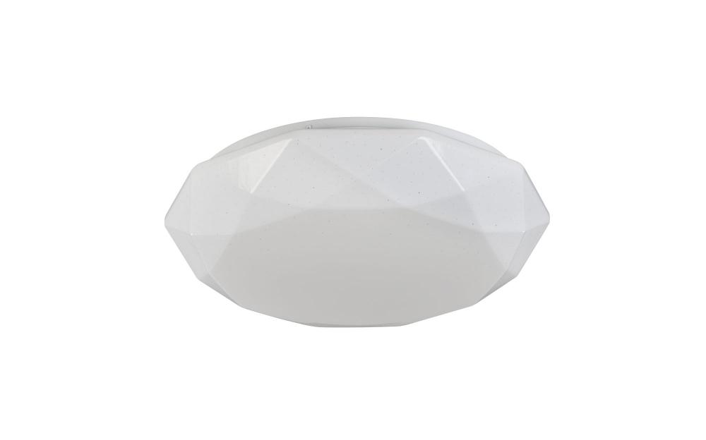 Plafoniera Crystallize Alb H110mm imagine 2021 insignis.ro