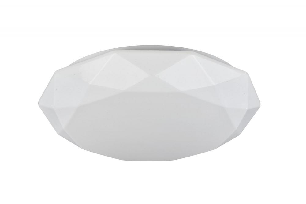 Plafoniera Crystallize Alb H115mm imagine 2021 insignis.ro