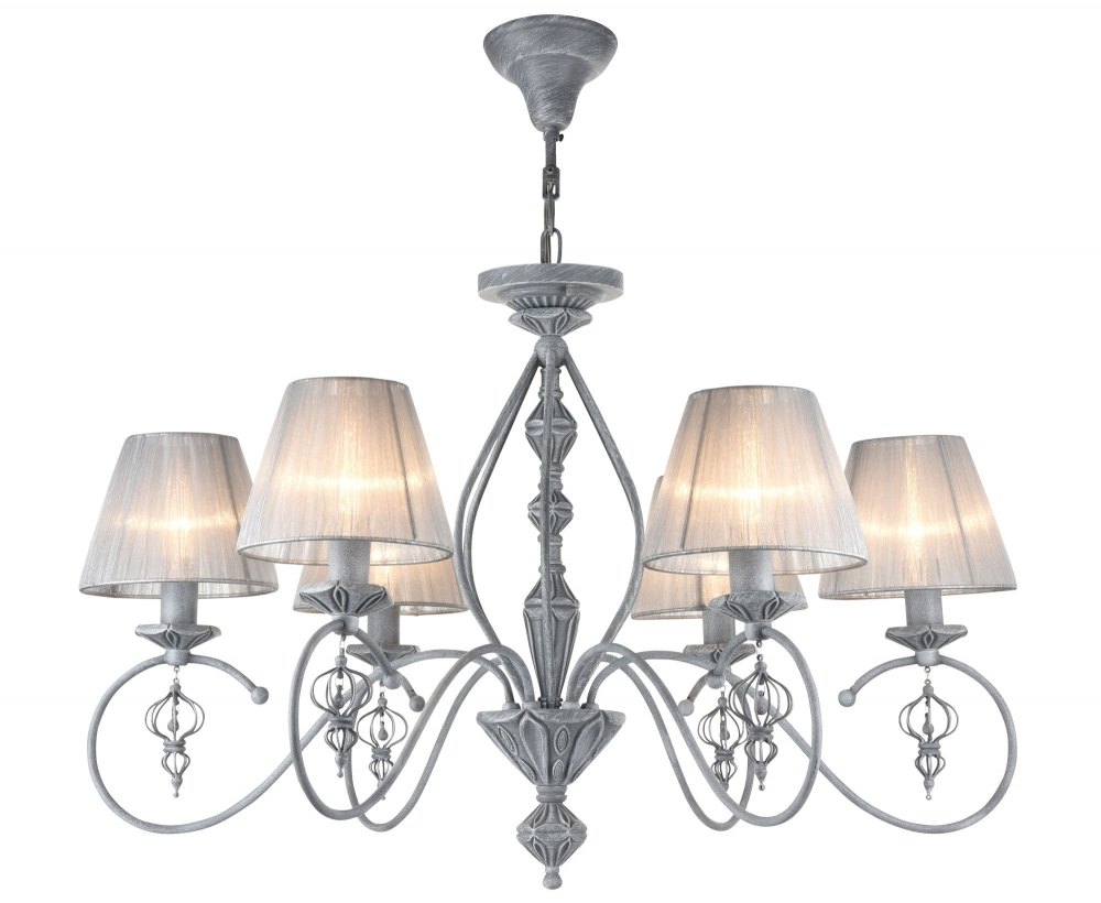 Candelabru Monsoon Gri H1030mm