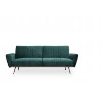 Canapea 3 locuri verde John L210cm