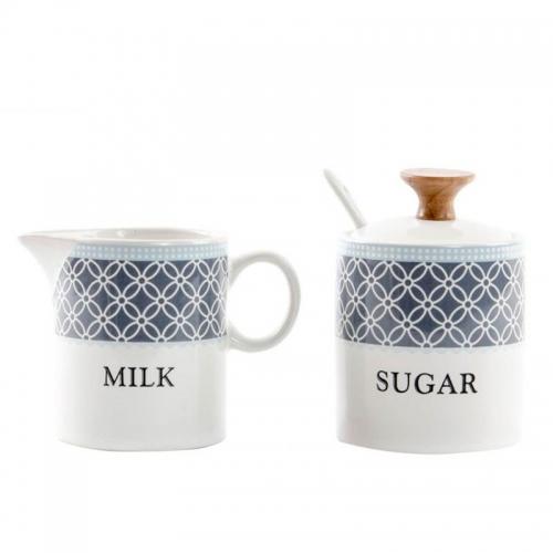 Set lapte si zahar Magreb 10