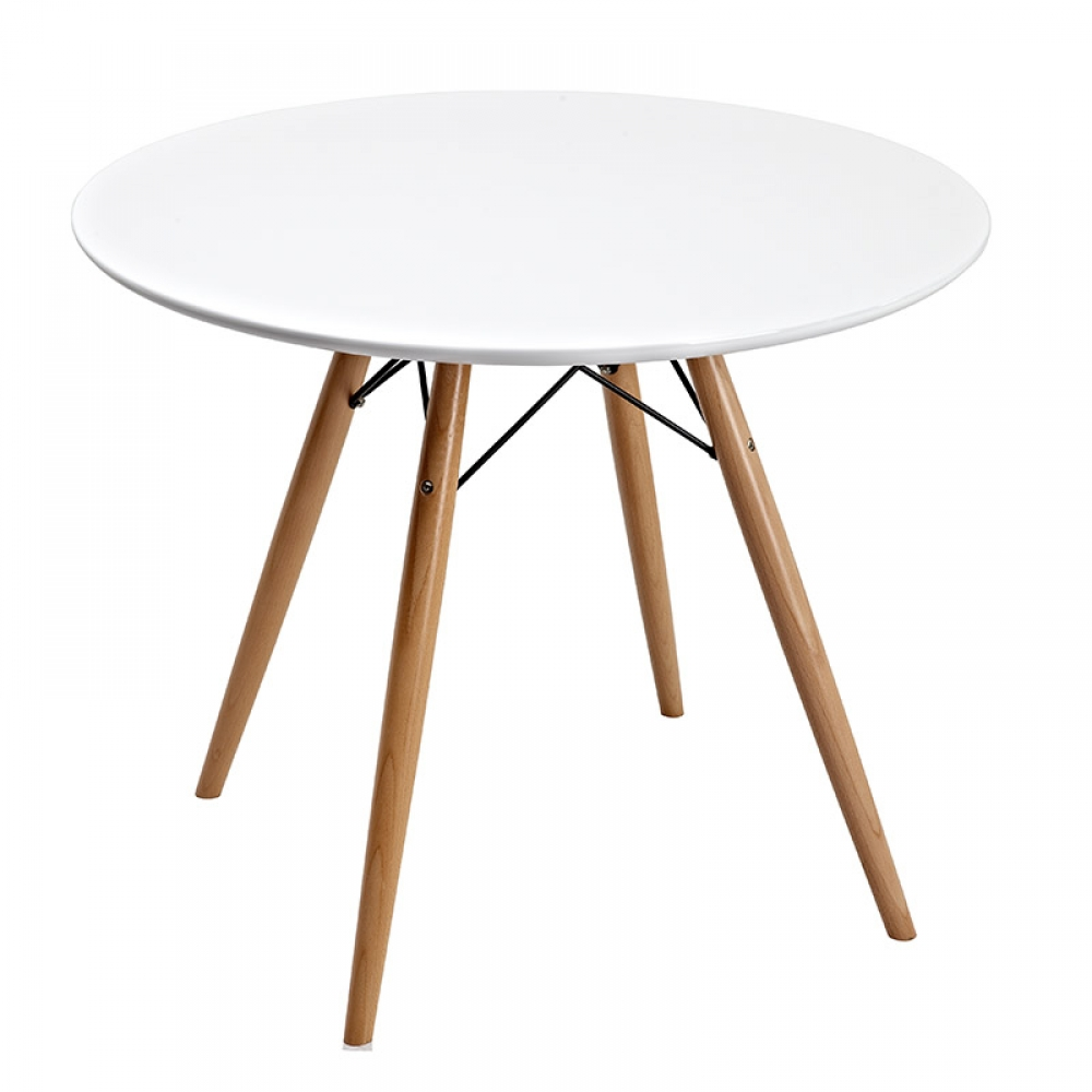 Masa rotunda Eames imagine 2021 insignis.ro