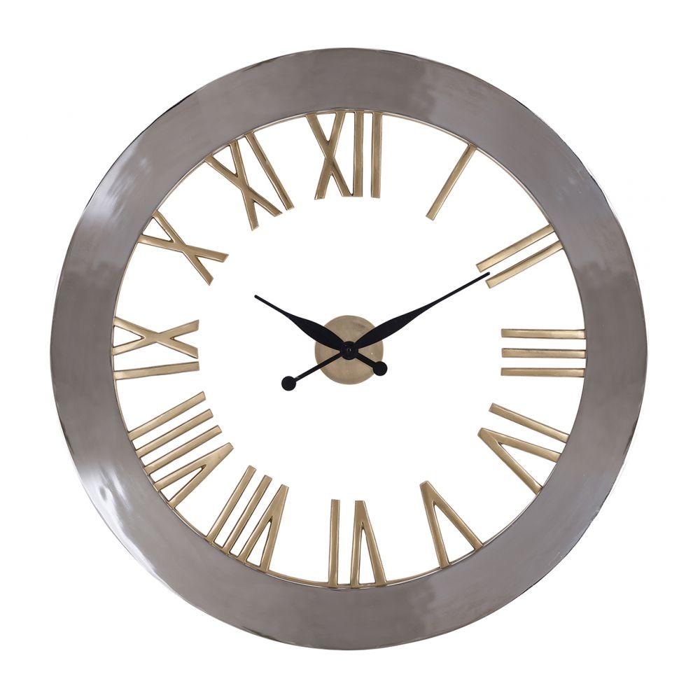 Ceas de perete rotund Richmond Derax D 90cm imagine 2021 insignis.ro