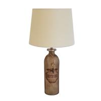 Veioza Bottle maro H45