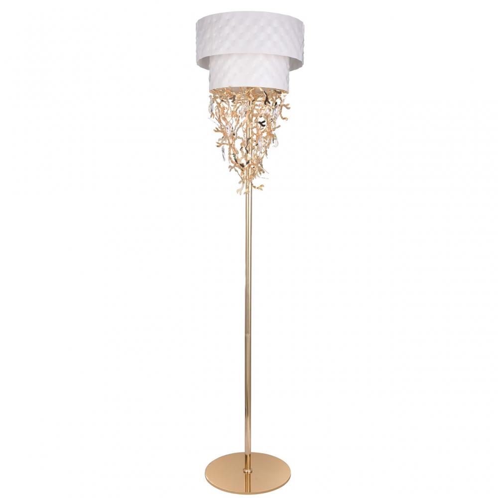 Lampa de podea Carmen H178cm 8 x 40W imagine 2021 insignis.ro