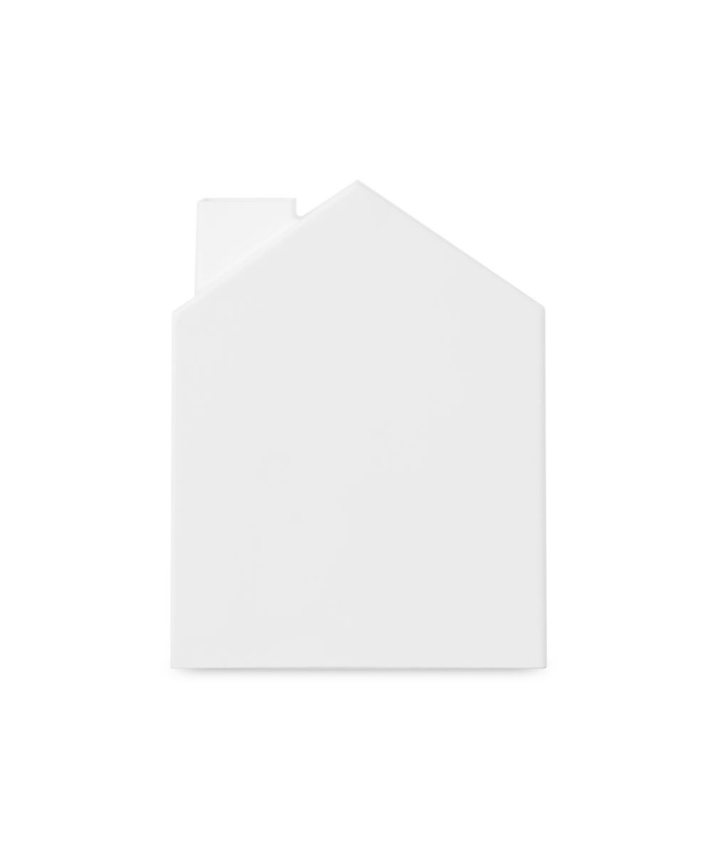 Suport servetele alb Casa H13cm imagine 2021 insignis.ro