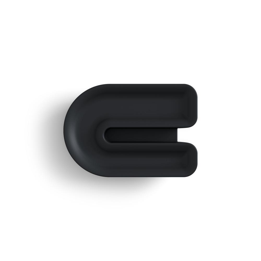 Suport telefon mobil baie negru Junip H2cm imagine 2021 insignis.ro