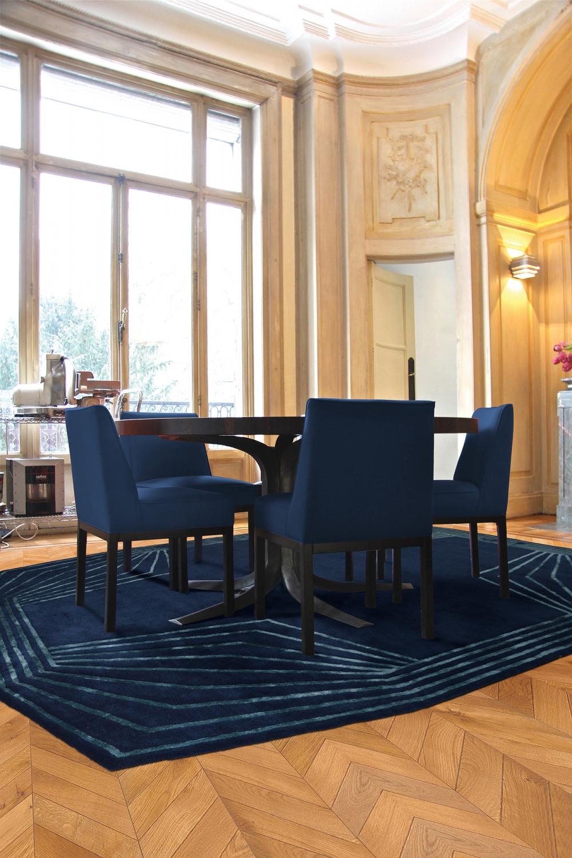 Covor exclusivist Dodeca Blue 250x330cm imagine 2021