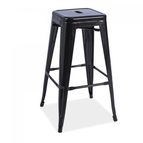 Tabouret de bar Tolix colorat