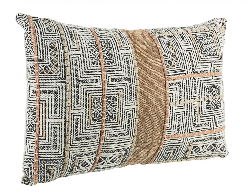 Pernuta decorativa rustica Desert Tilak 40x60cm imagine 2021 insignis.ro