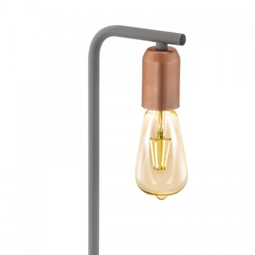 Lampa de masa cuprata Adriatica