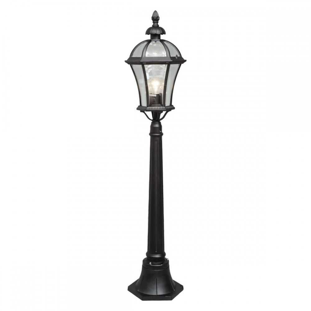 Stalp iluminat exterior Sandra H120cm 1 x 95W imagine 2021 insignis.ro
