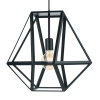 Pendul Geometric Diamond negru