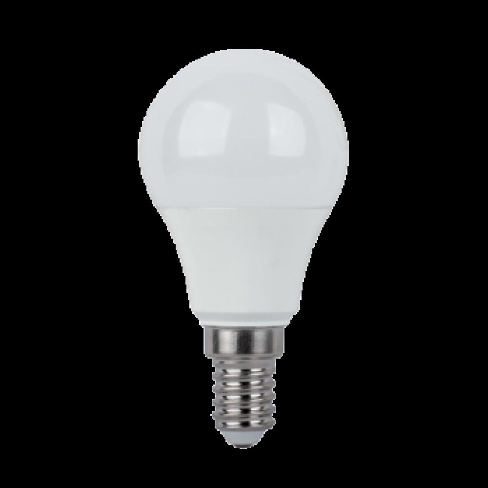 BEC LED GLOB G45 8W E14 230V 2700K imagine 2021 insignis.ro