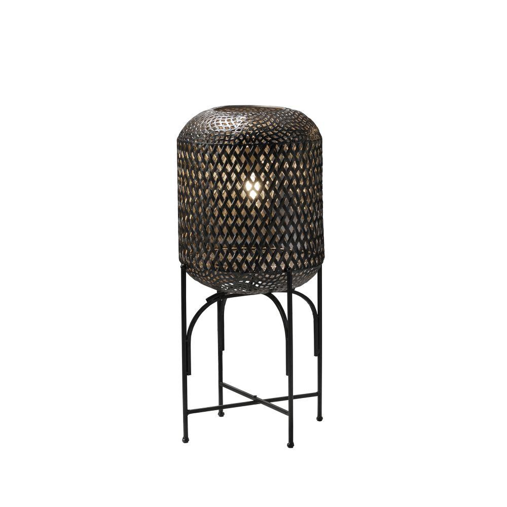 Lampa de podea Mara 1x8W H70cm dimmabil negru imagine 2021 insignis.ro