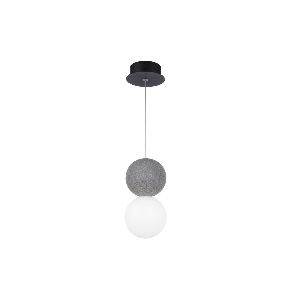 Pendul STRING negru si alb H195xD10 cm imagine 2021 insignis.ro