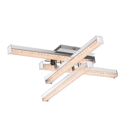 Plafoniera LED Razer 4 brate