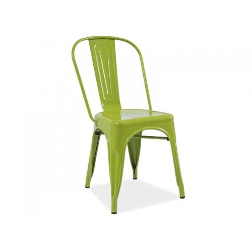 Scaun Tolix colorat - verde