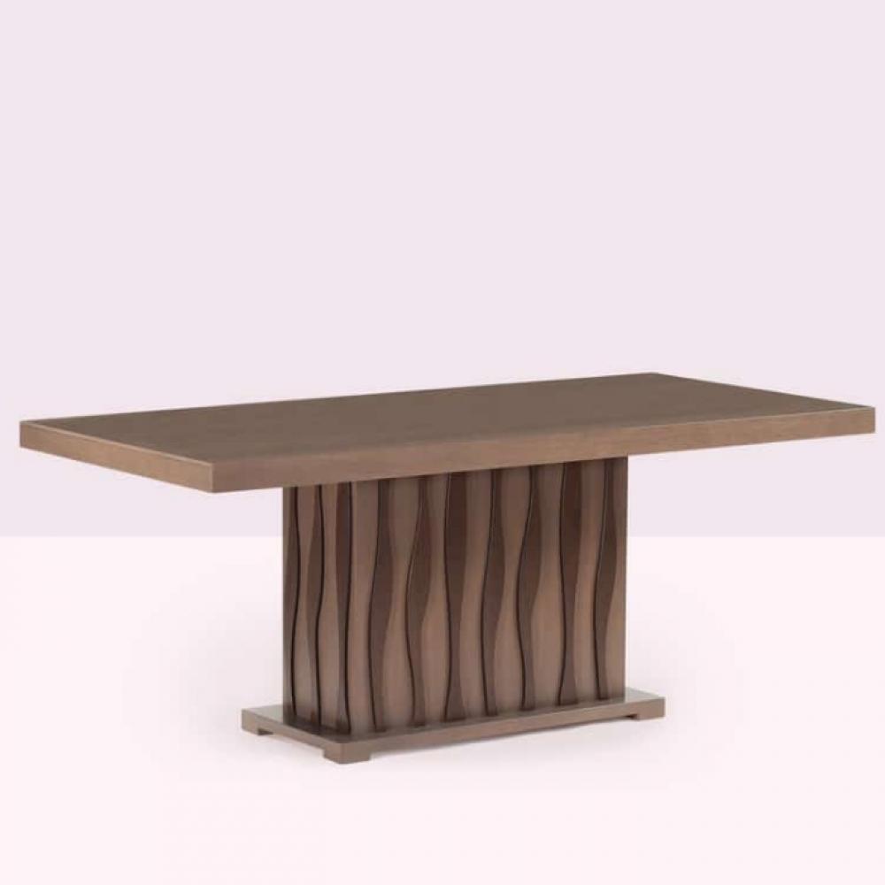 Masa extensibila din lemn de frasin Filius L180cm imagine 2021 insignis.ro