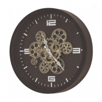 Ceas de perete industrial din metal D38