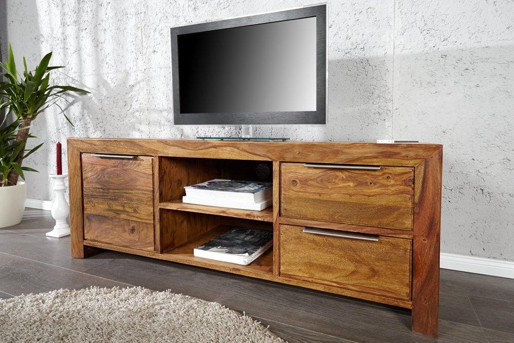 Comoda TV din lemn de palisandru Lagos L135cm imagine 2021 insignis.ro
