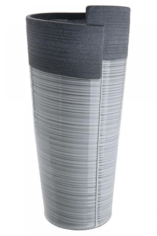 Vaza din ceramica moderna Porto H29.5cm imagine 2021 insignis.ro