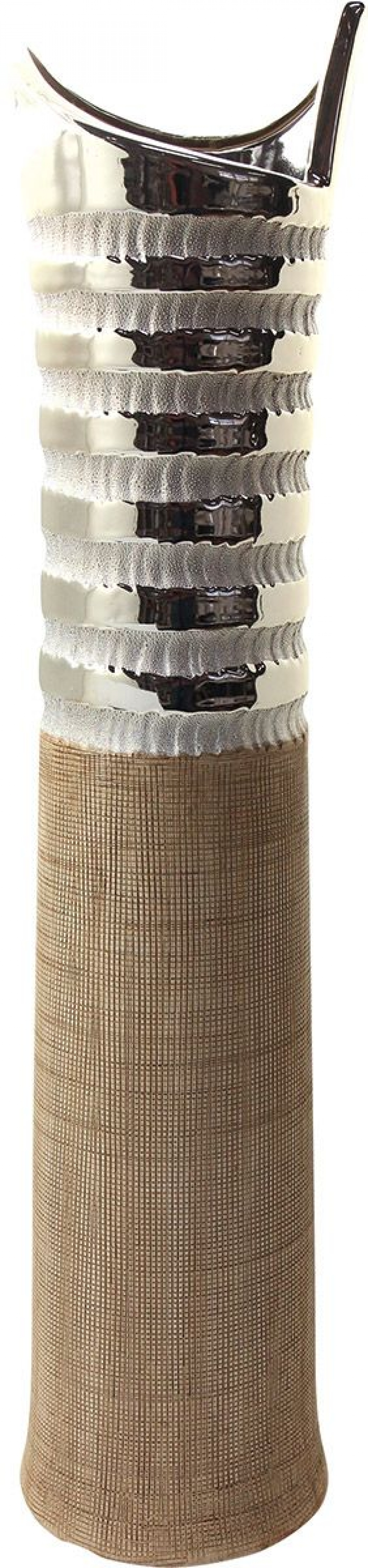 Vaza de podea din ceramica Newtown H81cm imagine 2021 insignis.ro
