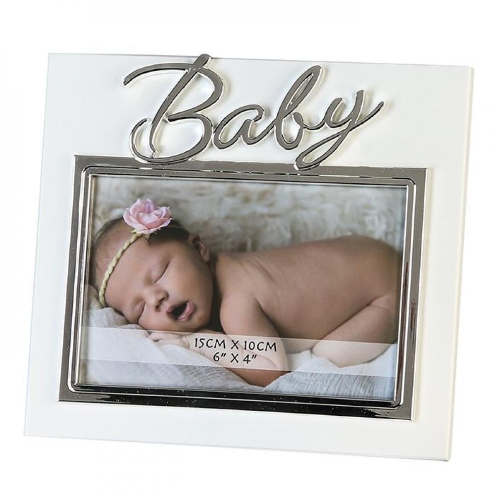 Rama foto Baby format foto 10 x 15cm imagine 2021 insignis.ro