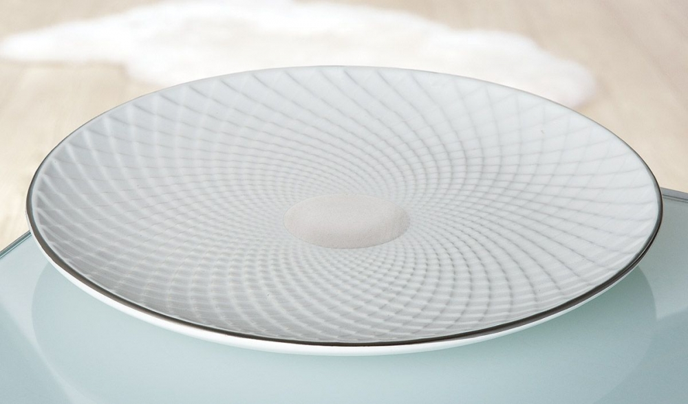 Bol decorativ din ceramica Lille D30cm imagine 2021 insignis.ro