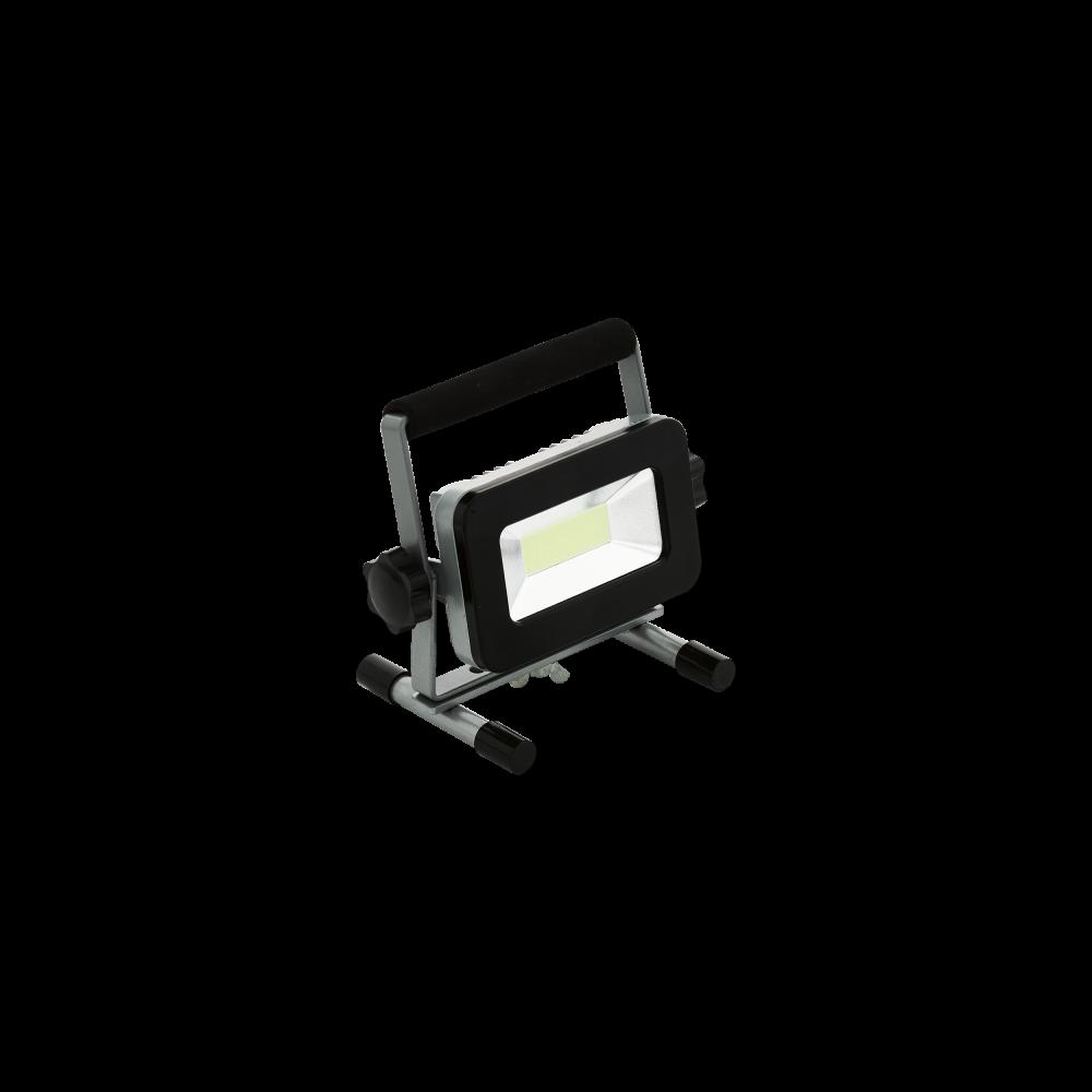Proiector exterior LED cu acumulator Piera 20W 1800lm 6000K IP44 imagine 2021 insignis.ro