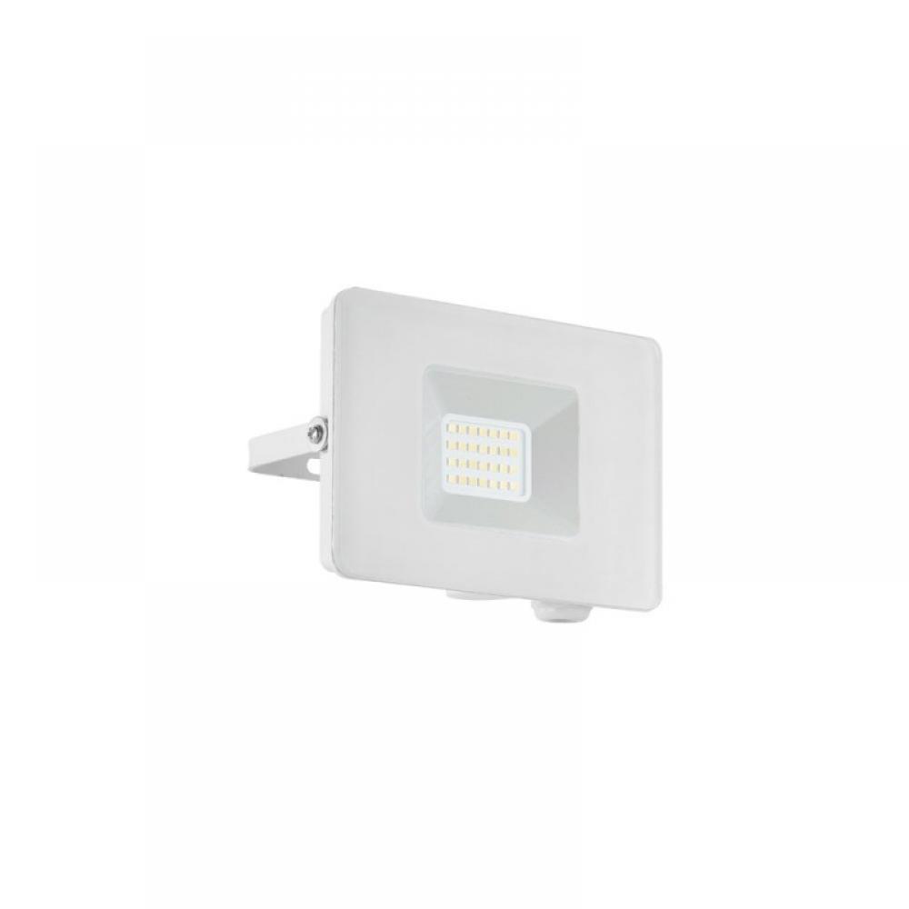 Proiector exterior LED Faedo 20W 1800lm 5000K IP65 Alb imagine 2021 insignis.ro