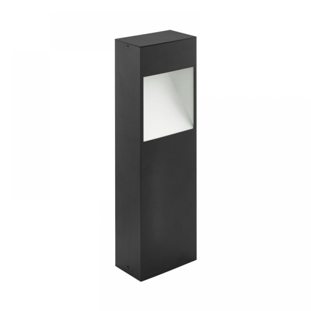 Stalp exterior LED Manfria 10W 830lm 3000K H380mm antracit imagine 2021 insignis.ro
