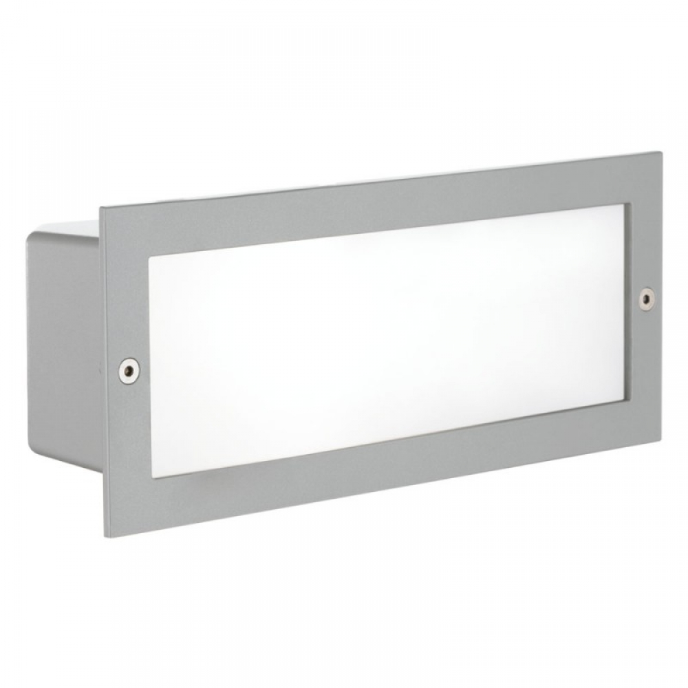 Lampa incastrata exterior Zimba E27 1X60W IP44 imagine 2021 insignis.ro
