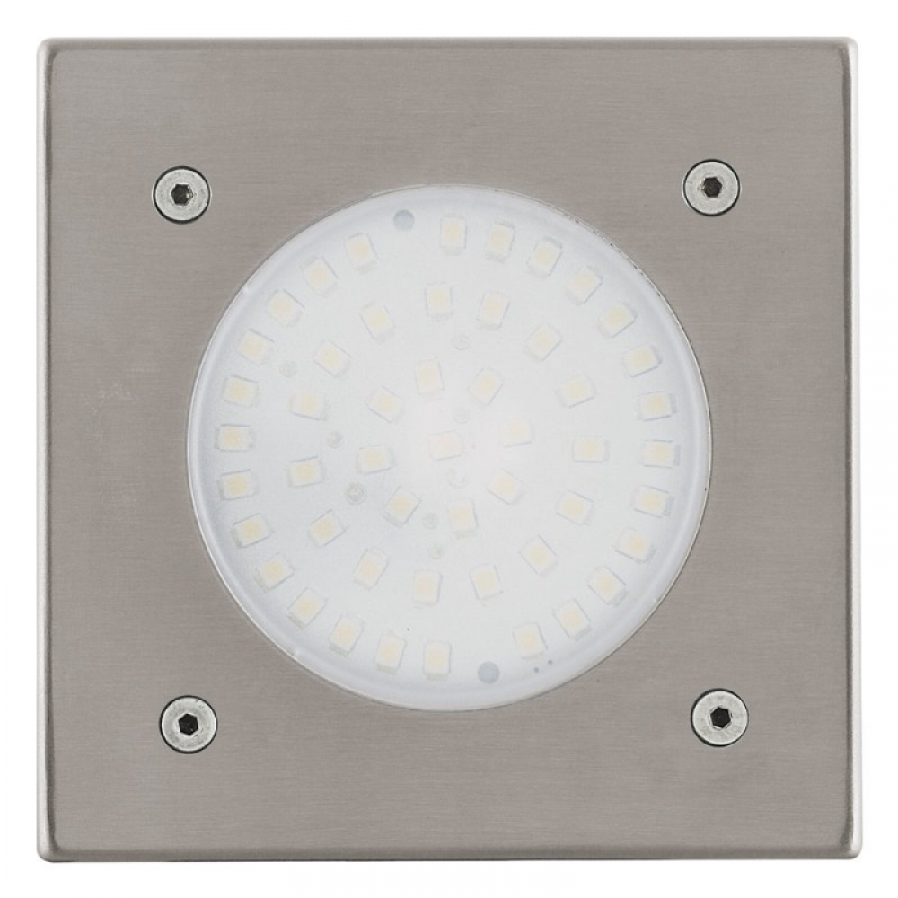 Spot pavaj exterior patrat LED Lamedo 1X2.5W 180lm 3000K IP65;IP67 imagine 2021 insignis.ro