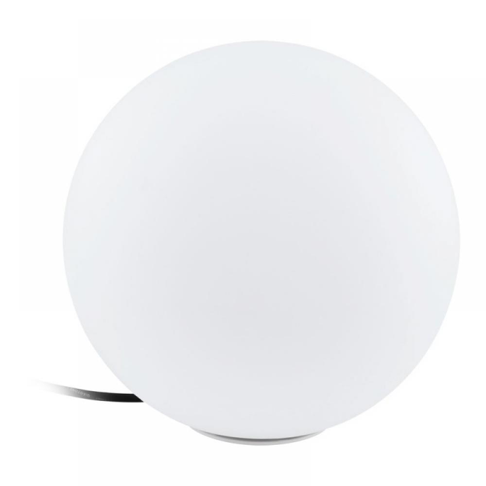 Veioza exterior rotunda Monterollo D300mm E27 1X40W imagine 2021 insignis.ro