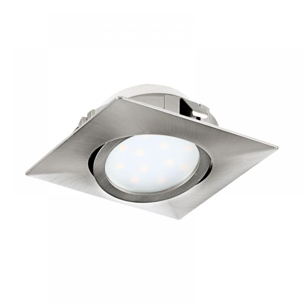 Spot LED incastrat Pineda 1X6W 500lm 3000K L84mm imagine 2021 insignis.ro