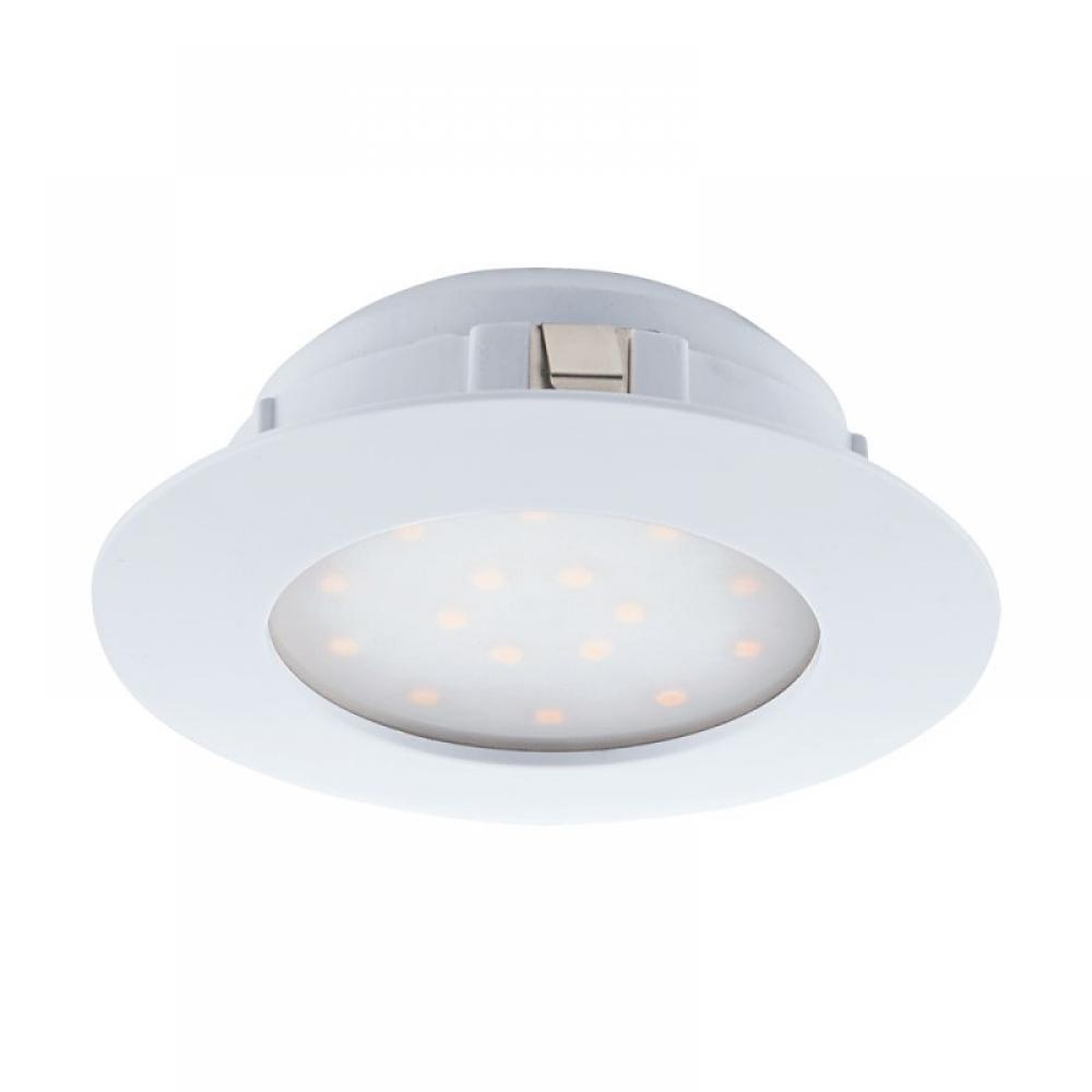 Spot incastrat baie LED Pineda 1X12W 1000lm 3000K D102mm imagine 2021 insignis.ro