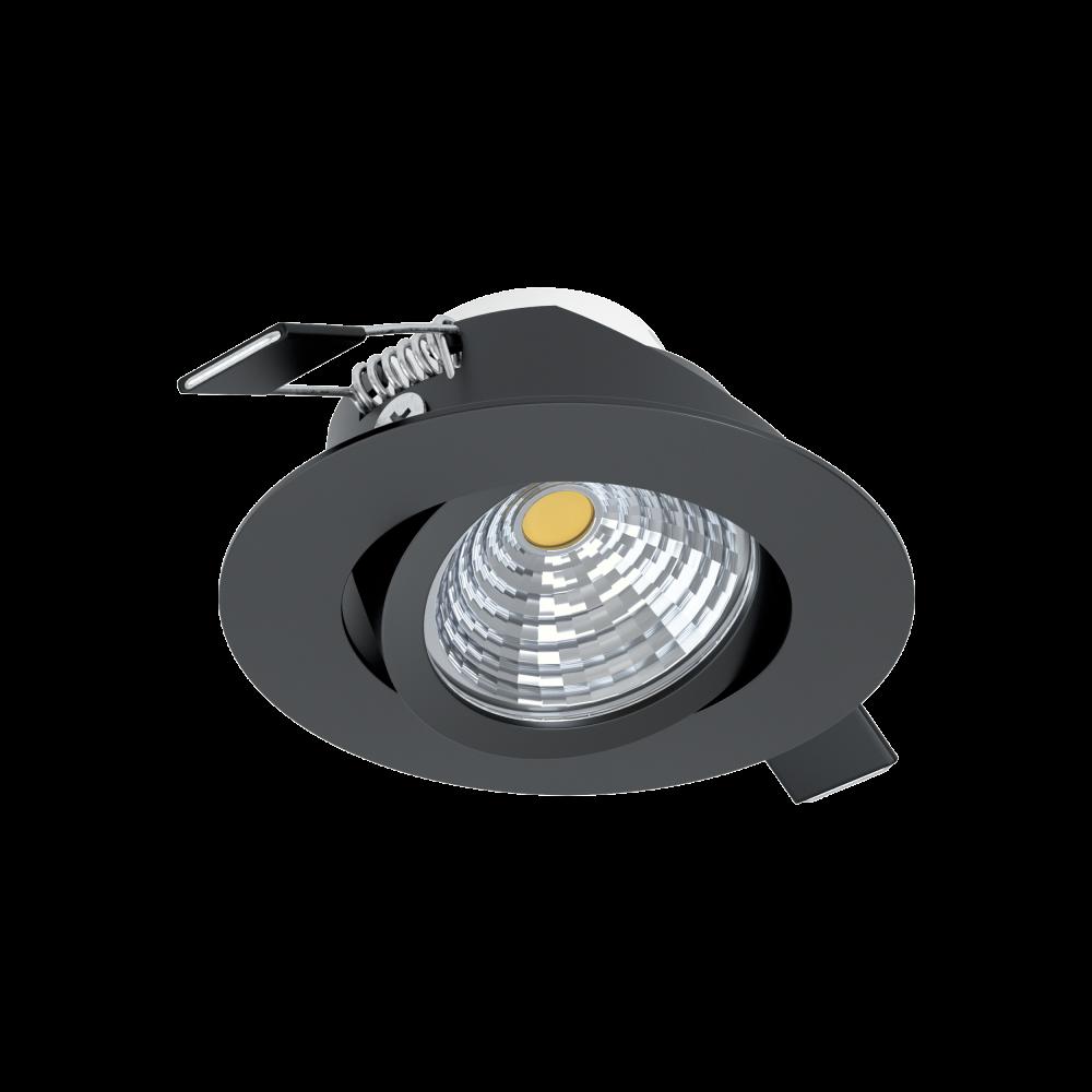 Spot dimmabil incastrat Saliceto D88mm 6W 380lm 2700K D88mm imagine 2021 insignis.ro