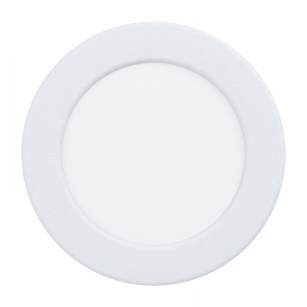 Spot incastrat LED rotund Fueva 5.5W 650lm 3000K alb D117mm imagine 2021 insignis.ro