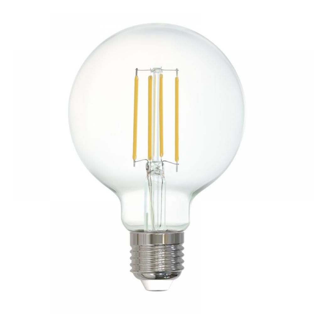 Bec decorativ inteligent CONNECT LED E27 1x6W 2500-6500 imagine 2021 insignis.ro