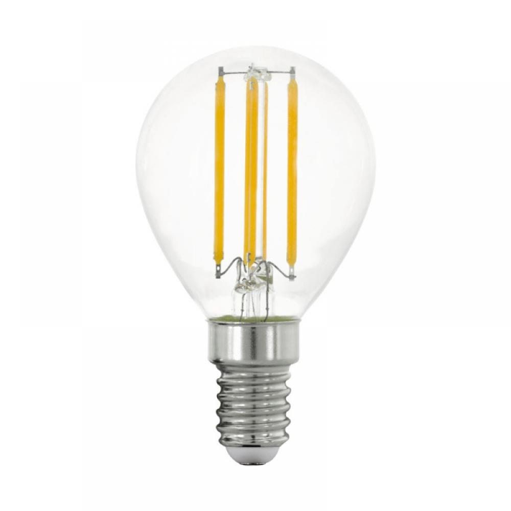 Bec LED E14 1x4.5W 2700K imagine 2021 insignis.ro