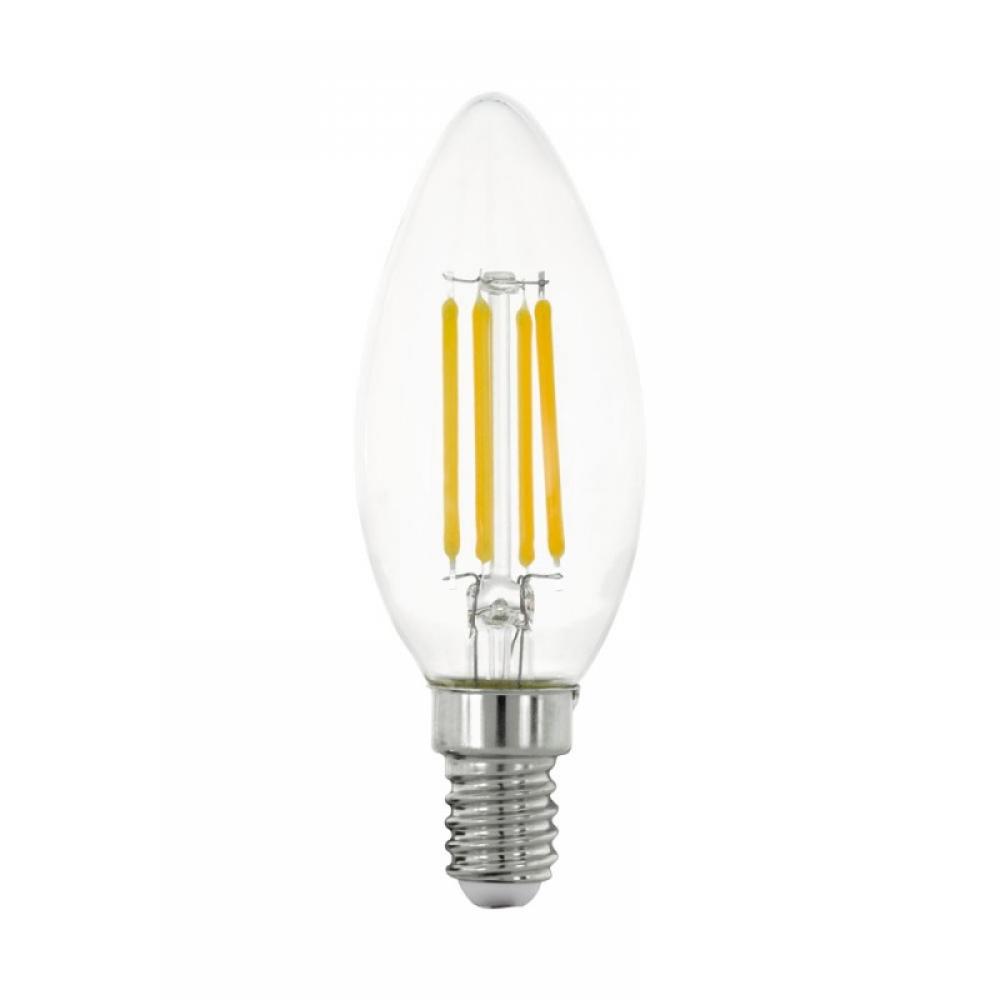 Bec LED E14 1x6W 2700K imagine 2021 insignis.ro