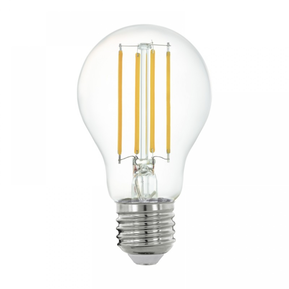 Bec inteligent decorativ LED E27 6W 2700K imagine 2021 insignis.ro