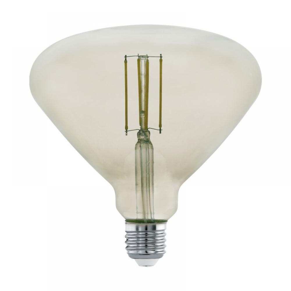 Bec dimabil decorativ LED E27 4W 3000K imagine 2021 insignis.ro