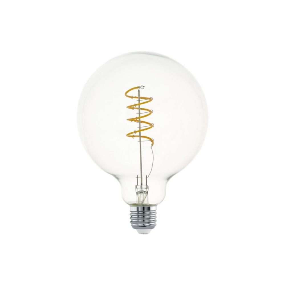 Bec decorativ LED E27 4W 2700K imagine 2021 insignis.ro