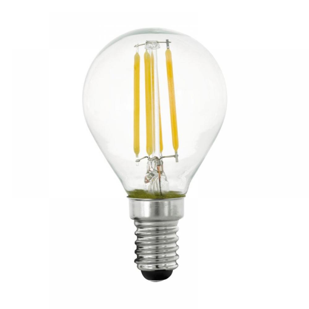 Bec decorativ dimabil in trepte LED E14 4W 2700K imagine 2021 insignis.ro