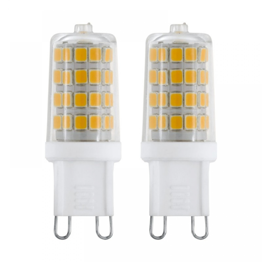 Set 2 becuri LED G9 LED G9 3W 4000K imagine 2021 insignis.ro