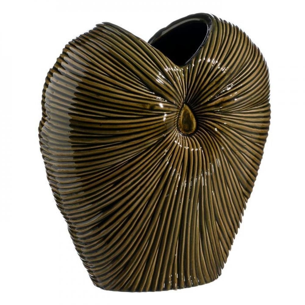 Vaza Fonti din Ceramica L31x18xH33cm imagine 2021 insignis.ro